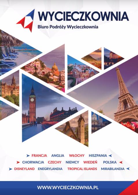 Katalog Biura Podróży Wycieczkownia